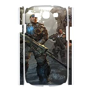 Samsung Galaxy S3 I9300 Csaes phone Case Gears of War ZZJQ90868
