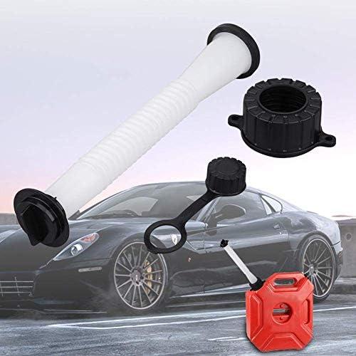 燃料缶スパウトの交換セット、ユニバーサルガスディスペンサー、産業機械キット燃料供給機、5 L