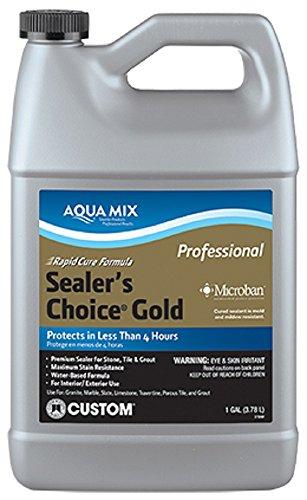 Aqua Mix Sealer's Choice Gold - Gallon (Choice Gold Sealers)