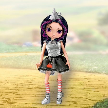Ashton Drake Wizard of Oz Tinman Articulated Doll NIB