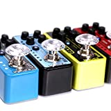 MOOER Guitar Effects Pedal Footswitch Toppers MOOER