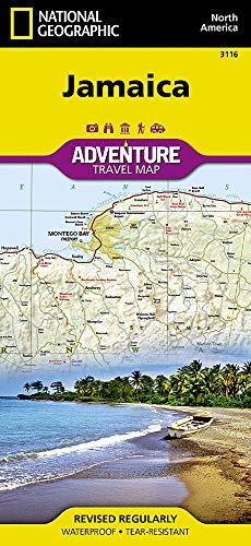 (Jamaica (National Geographic Adventure Map) )
