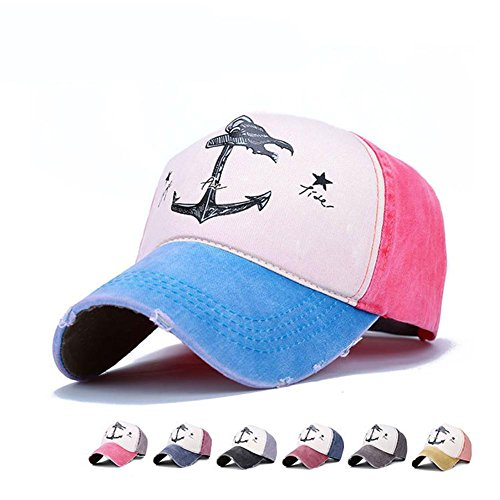 AxiEr Trucker Hat Men Women Adjustable Baseball Cap for Four Seasons