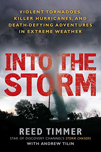 An eye-of-the-hurricane view of storm chasing from the star of the Discovery Channel hit series Storm Chasers.Only one in ten chases actually intercept a tornado-unless you're Reed Timmer. The thrill-seeking meteorologist and star of Storm Chasers ha...