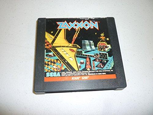 Atari 5200 Zaxxon Sega 1984