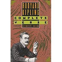 Rudyard Kipling: Complete Verse