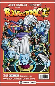 Book's Cover of Bola de Drac Sèrie Vermella nº 244 (Manga Shonen) (Catalán) Tapa blanda – 22 septiembre 2020