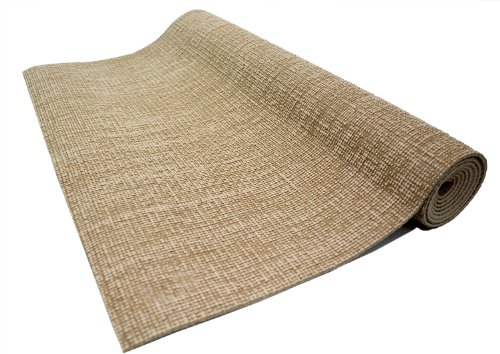 Barefoot Yoga Natural Jute and PER Eco-Friendly Yoga Mat