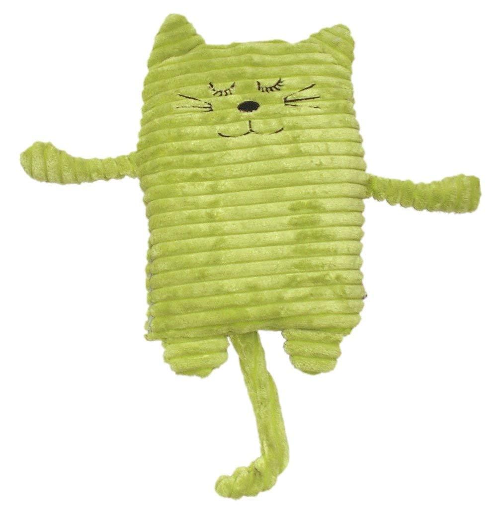 beige W/ärmetier Katze Inware 8719 F/üllung herausnehmbar 17 x 26 cm