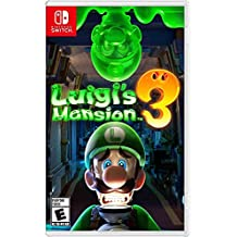 Luigi's Mansion 3 - Nintendo Switch - Standard Edition