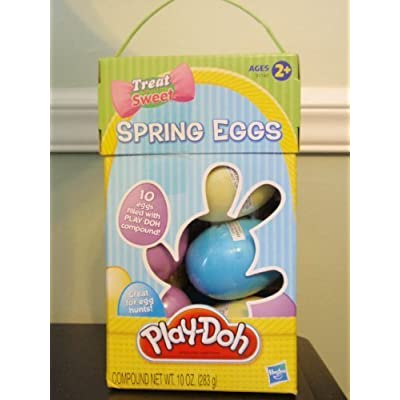 Playskool Play-Doh Seasonal Spring Eggs 31142: Toys & Games