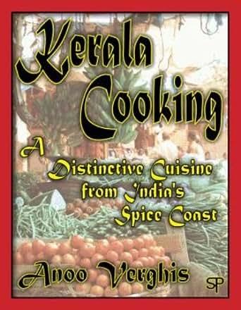 Amazon.com: Kerala Cooking eBook: Anoo Verghis: Kindle Store