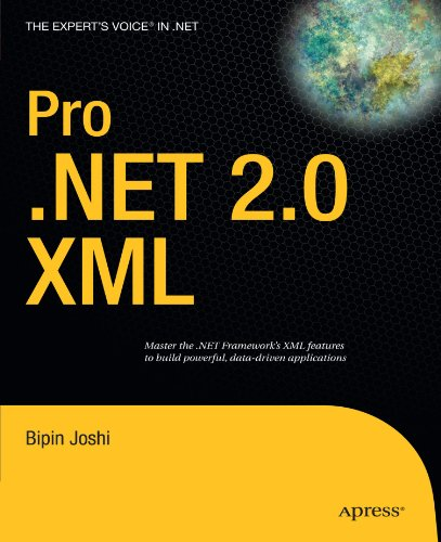 Pro .NET 2.0 XML (Expert's Voice in .NET)