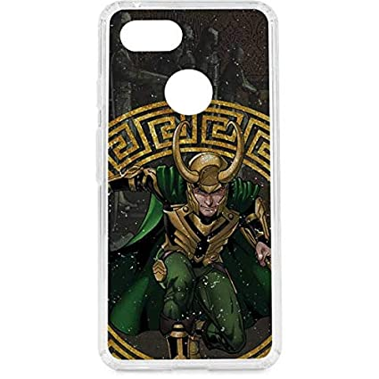 Amazon.com: Avengers Google Pixel 3 Case - Marvel/Disney ...