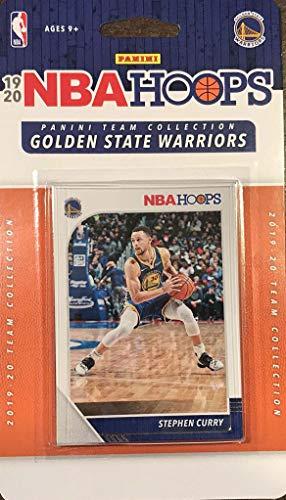 Golden State Warriors 2019 2020 Hoops Basketball