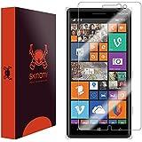 Nokia Lumia 830 Screen Protector, Skinomi® TechSkin Full Coverage Screen Protector for Nokia Lumia 830 Clear HD Anti-Bubble Film - with Lifetime Warranty
