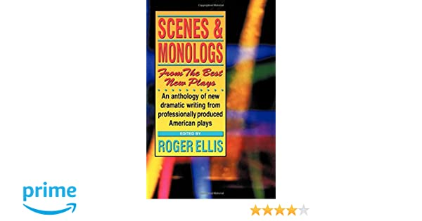 Scenes monologs from the best new plays roger ellis scenes monologs from the best new plays roger ellis 9780916260934 amazon books fandeluxe Images