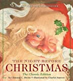 The Night Before Christmas Oversized Padded Board Book: The Classic Edition