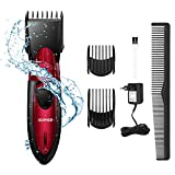 Best Hair Clipper - Surker Hair Clipper For Men Waterproof Professional Hair Review