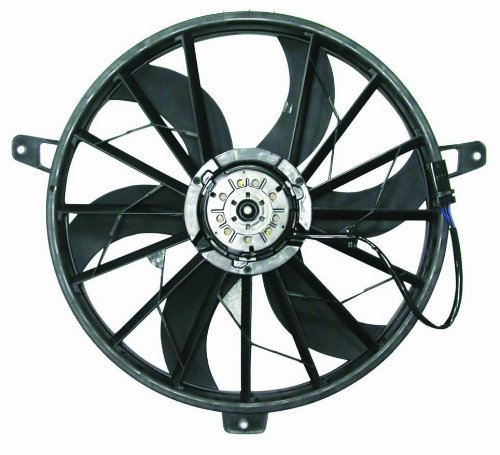- Dual Radiator and Condenser Fan Assembly - Cooling Direct For/Fit CH3115142 CH3115142 04-04 Jeep Grand Cherokee 4.0L w/o Tow 05-05 Liberty 3.7