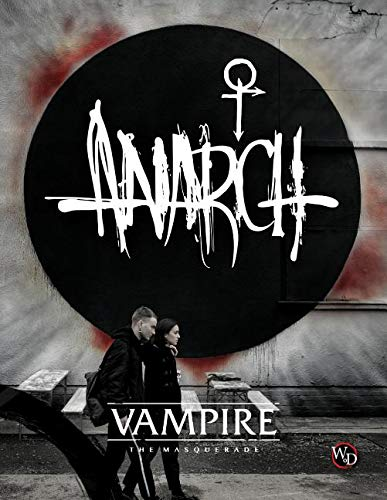 The 3 best vampire the masquerade 5th edition anarch for 2020