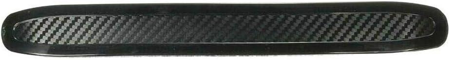 4 Packs ViCiCA Auto Car Body Bumper Guard Protector Sticker Anti-rub Bar Strip Car Bumper Strips Universal Car Bumper Corner Rubber Strip Anti-rub Protector Guards Parts Back
