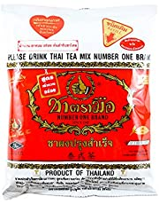 Number-One Number One Hand Brand Thai Tea Original Red 400G.