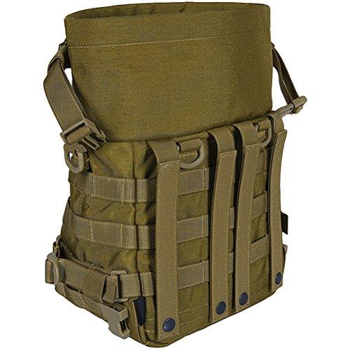 Flyye Versátil hombro bolsa de accesorios Coyote Brown