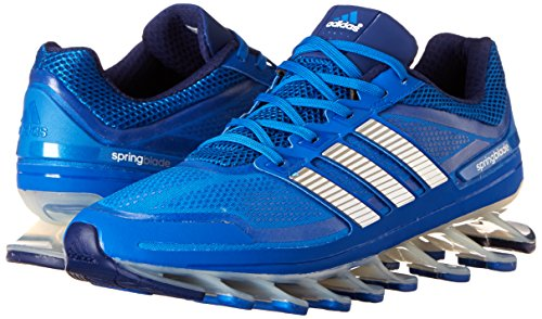 Silver Running Metallic Beauty Night Blue 7 Argent Bleu Nous Shoe Adidas Solaire Noir Springblade pwP7q7