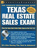 Texas Real Estate Sales Exam, Learning Express, 1576855007