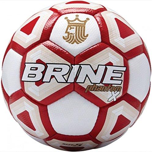 ダイアクリティカル非難仕事に行くBrine Phantom Xサッカーボール。。。