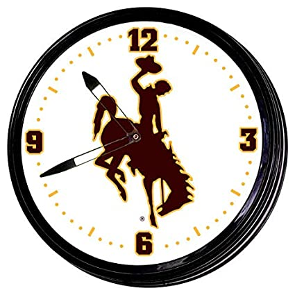 Amazon.com: Shop Grimm University of Wyoming - Reloj de ...