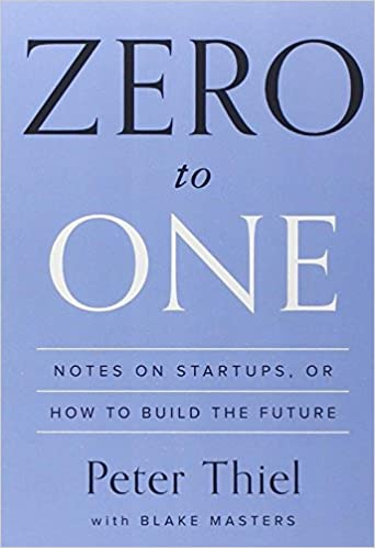 Image result for zero to one