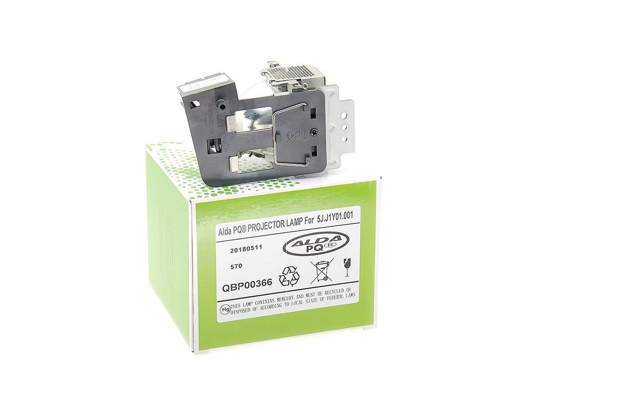Alda PQ-Premium Lampada proiettore compatibile con 5J.J1Y01.001 per BENQ SP830 SP831 Proiettori lampada con modulo