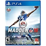 MADDEN NFL 16 (Sony PlayStation 4 PS4, 2015) BRAND NEW/SEALED by Electronic Arts
