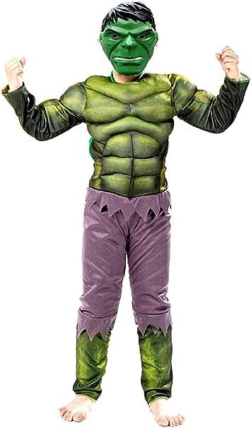 Disfraz Increíble Hulk – Disfraz infantil – Disfraz – Carnaval ...
