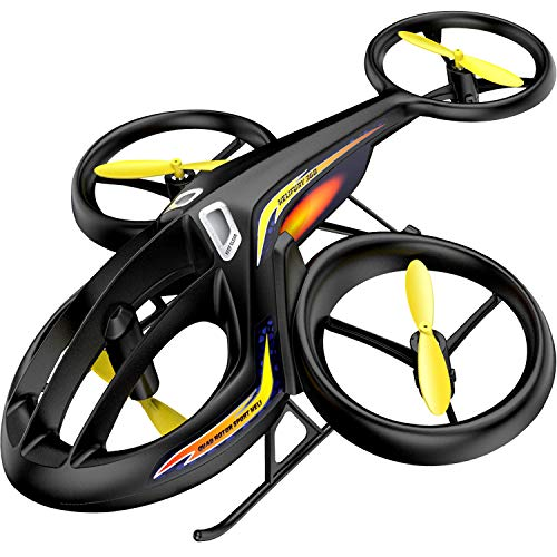 RC Helicopter, SYMA 2019 Latest Remote Control Drone with Gyro and LED Light 4HZ Channel Plastic Mini Series Helicopter for Kids & Adult Indoor Outdoor Micro Toy Gift for Boys Girls[Newest Model] (King Model Helicopter)
