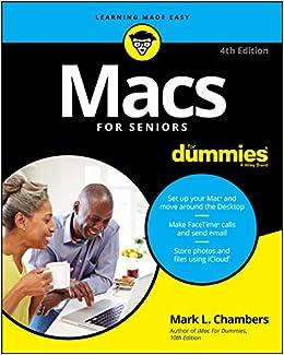 Macs Seniors Dummies