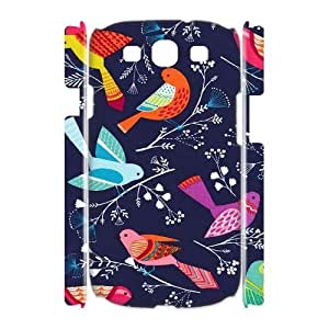 Animal Prints 3D-Printed ZLB574607 Customized 3D Phone Case for Samsung Galaxy S3 I9300