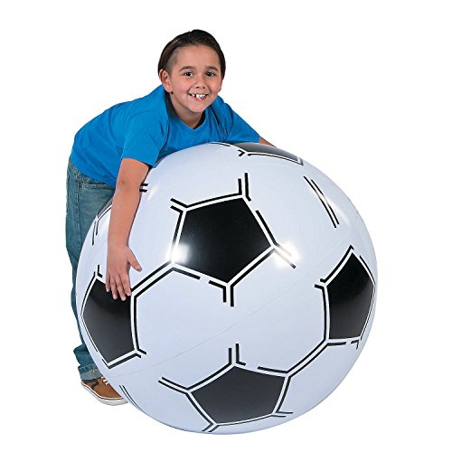 Fun Express Sports Vbs Large Soccer Ball -