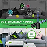 Portable UVC Germicidal Disinfection Bulb CFL Ozone LED Light Bulb Home lamp for Home Car Vehicle