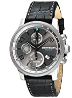 Montblanc Timewalker ChronoVoyager UTC Automatic Mens Watch 107339 from Montblanc