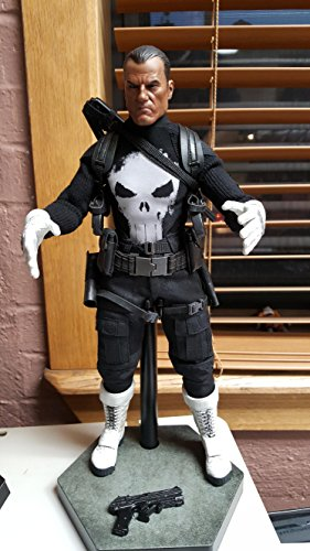 Sideshow Marvel Comics The Punisher Frank Castle 1/6 Scale 12