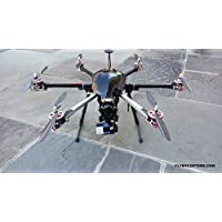 Thermal Imaging HexaCopter Drone With AutoPilot