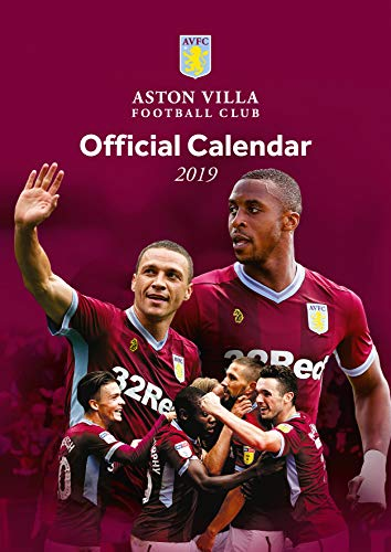 (The Official Aston Villa Calendar 2019)