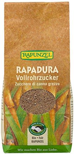 Rapunzel Bio Rapadura Vollrohrzucker HIH (1 x 1000 gr)