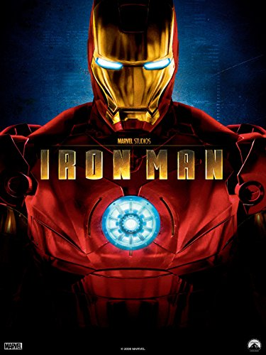 Iron Man (Robert Downey Jr Best Actor)