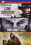Lone Survivor/Rey/Road Dvd Triple Feature