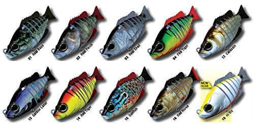 Leurre Swimbaits Biwaa Sinking Seven 7-18 cm 100 gr 15 Sunfish