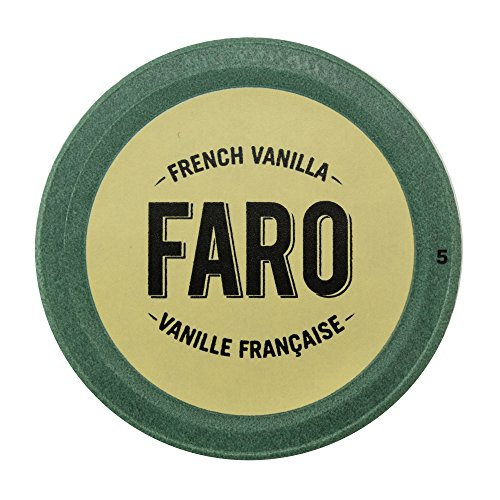 Faro French Vanilla, Light Roast, 100% Compostable, Rainforest Alliance Certified, Single Serve Cups for Keurig K-Cup Brewers